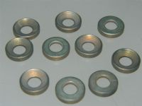 "10 x Countersunk Washers Inside Diameter 1/4""  Part VGS6436-4 [C9]"